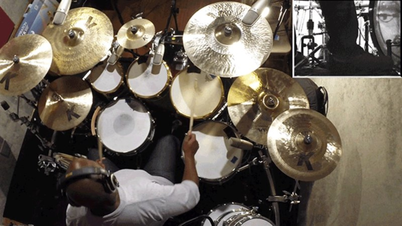 Gorden Campbell 2 (Gospel, Pop & Hip Hop Drums)