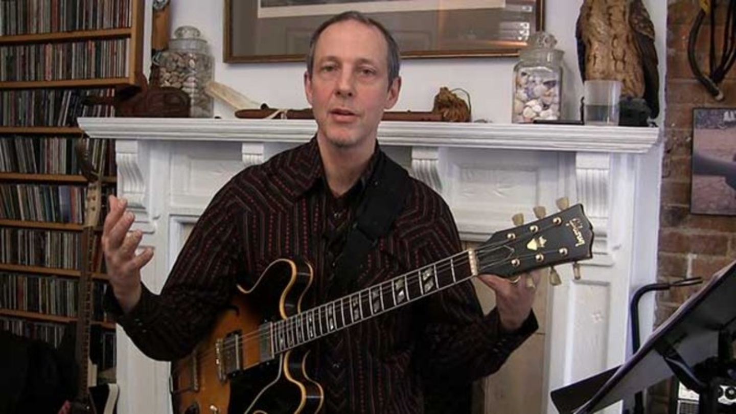 Joel Harrison - Jazz Composition Lesson - My Music Masterclass
