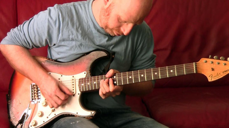 Oz Noy Guitar Lesson 2 Blues Bending Beyond