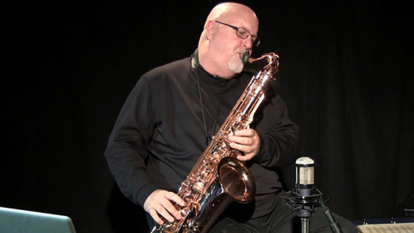 Tom Scott 1 (Saxophone)